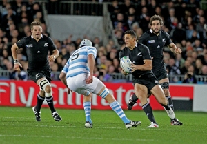 rugby world cup 2011 NEW ZEALAND ARGENTINA