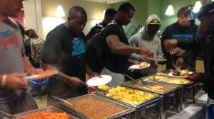 Nutrition is key to having enough energy fortraining camps and competition.